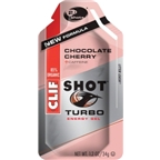 Clif Shot: Chocolate Cherry Turbo with Caffeine; 24-Pack