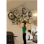 Saris Cycle-Glide Ceiling Mount 4-Bike Storage