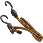 """Highland Fat Strap Adjustable Bungee Cord: 10-45"""""""