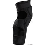 Fox Racing Launch Pro Protective Knee and Shin Guard: Black