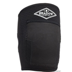 The Shadow Conspiracy Super Slim Protective Elbow Pad: Pair, Black, SM/MD