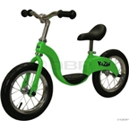 Kazam Kids Balance Bike: Green