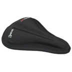 Velo Gel-Tech Saddle Cover: Black