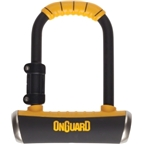 OnGuard PitBull U-Lock with Bracket: 3.5 x 5.5""