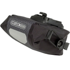 Ortlieb Micro Saddle Bag: Slate/Black