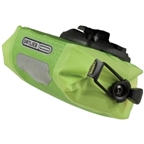 Ortlieb Micro Saddle Bag: Green/Lime