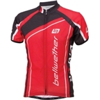 Bellwether Potenza Jersey: Red