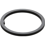 Aheadset Keyed Washer 1""