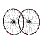 "Vuelta MTB SuperLite 26"" Black Wheelset"