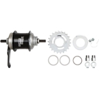 Sturmey-Archer S2C Kick-Shift Hub Kit 32h 116mm Black