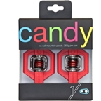 Crank Brothers Candy 1 Red pedals