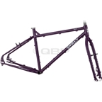 Surly Troll Mountain Frame Sets - Dark Egg Plant