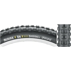"Maxxis Minion DHF Tire Super Tacky 42a compound 26 x 2.5"" Black Steel"
