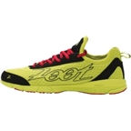 Zoot Kiawe Running Shoe: Volt/ Black/ Red; Men's