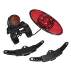Reelight SL620 Flash Power Backup Rear Light