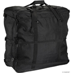S and S Backpack Travel Case: Black