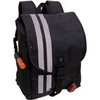 Banjo Brothers Commuter Backpack: MD; Black