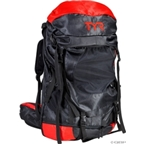TYR Convoy Transition Backpack: Black/Red