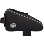 Planet Bike Lunch Box Top Tube Bag: Black