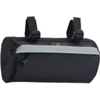 Banjo Brothers Handlebar Bag: SM; Black