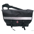 Banjo Brothers Messenger Bag: LG; Black