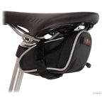 Banjo Brothers Seat Bag: Small; Black