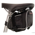 Banjo Brothers Seat Bag: Medium; Black