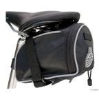 Banjo Brothers Seat Bag: Large; Black