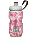 Polar Insulated Water Bottle 12 oz. Pink Leopard