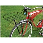 Wald Multi-Fit Bicycle Rack: Gloss Black