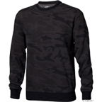 Fox Racing Outfoxed Crew Neck Shirt: Black