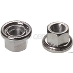 Problem Solvers 9 x 1mm Front Outer Axle Nut with Rotating Washer Sold Each