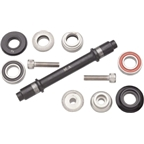 Surly Ultra New Hub Axle Kit for 100mm Front Black