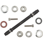 Surly Ultra NEW Hub Axle Kit for 130mm Rear Silver