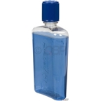 Nalgene Flask: 12oz; Slate Blue
