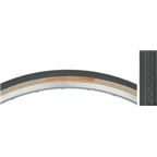 "Panaracer Pasela 27 x 1-1/4"" Black/Tan Steel"