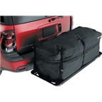 Rola Expandable Cargo Bag: Black