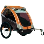 Burley D'Lite Child Trailer Orange 2015 Model