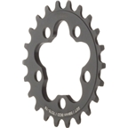 Dimension 22t x 58mm Inner Chainring Black