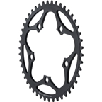 Dimension 42t x 110mm Outer Chainring Black