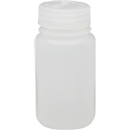 Nalgene HDPE Wide Mouth Container: 2 oz; Clear