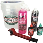 Finish Line Pro Care Bucket Kit V6
