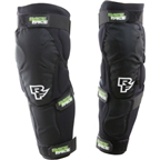 RaceFace Flank Leg Guard: Black