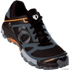 Pearl Izumi Men's X-Alp Seek V MTB Shoe: Black/Shadow Gray
