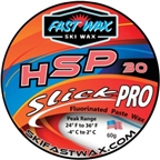 Fast Wax HSP-30 Slick Pro Wax: Red