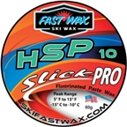 Fast Wax HSP-10 Slick Pro Wax: Green