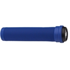 ODI Flangless Longneck Grips Blue 143mm
