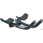 VisionTech TT Clip-on Bars 31.8 x 230mm