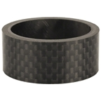 """Wheels Manufacturing 15mm 1-1/8"""" Carbon Headset Spacer each"""