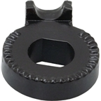 Nexus/Alfine 38deg Horizontal Dropout Left Non-turn Washer, 7R Black